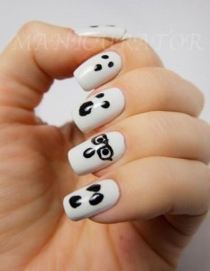 ghost nails